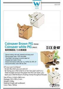Coinsaver PIG
